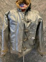Jacket Firefighter Size 48 Aluminized Turnout Bunker Fire Gear (B-08)