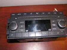 08-10 Dodge Avenger Durango Sebring Radio 6 Cd Changer Dvd Mp3 05064922AG