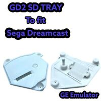 "GD2SD  modification Tray to fit a ""Sega Dreamcast"""