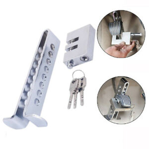 Car Universal Stainless Steel Pedal Brake Anti-theft Anti Theft Security Lock