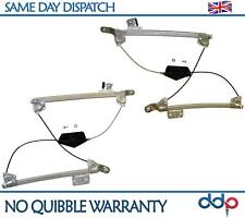 For Audi A5 8T3 2.0 2.7 3.0 TDi 8T0837461 Front Electric Window Regulator PAIR