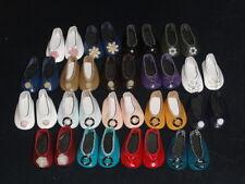 CHAUSSURES en CUIR pour poupée LOULOTTE® -Leather shoes- Made in France G.BRAVOT