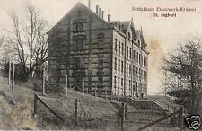 11008/ Foto AK, St. Ingbert, Schlafhaus Eisenwerk-Krämer, 1916