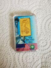 10 Gramm National Mint of America / Barren / Feingold