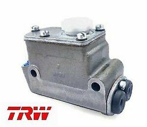 "New TRW Brake & Clutch Master Cylinder Austin Healey Sprite Bugeye 3/4"" Bore MG"