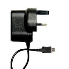 MAINS CHARGER FOR GARMIN NUVI SAT NAV'S POWER CHARGING LEAD CABLE