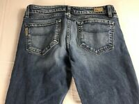 Paige Jeans Benedict Canyon Womens 27 Tall Long Peg Leg 30 x 34 Actual Pants
