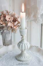 Chic Antique Kerzenleuchter Kerzenständer Leuchter Kerzenhalter Shabby Chic mi.