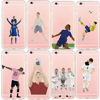 For iPhone Models FOOTBALL Sports Custom Case / Cartoon Gel Tpu Silicon Cover
