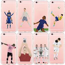 Para los modelos de fútbol americano deportes caso Personalizado iPhone Gel Tpu Cubierta Regalo De Navidad Chicos Reino Unido