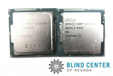 Lot of 2 Intel Core i5-4570TE 2.70GHz Low Power Processors (LGA1150)