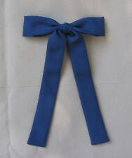 Colonel tie western bow tie square dance navy blue clip-on NEW Kentucky wedding