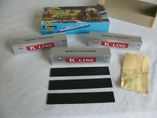 Vintage Athearn HO Nippon Fruehauf / K-Line 40' Container 3-Pack #2027 NOS