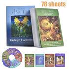 78pcs Guardian Angel Tarot Deck Cards Tarot Playing Board Game