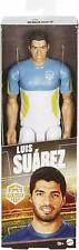 Mattel F.C. Elite - Footballer Action Figure Luis Suarez