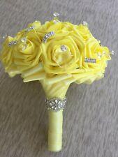 Wedding Bouquet, Bridal Bouquet, Brooch Bouquet, Quinceanera Bouquet