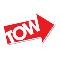 TOW JDM Car Sticker Decal Car Drift Turbo Euro Fast Vinyl #0859