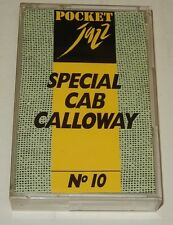 Cassette Audio : Special  Cab CALLOWAY - POCKET Jazz N°10 - Compilation 1988