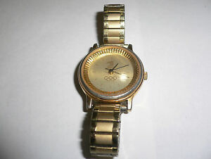 1984 OLYMPIC GAMES Los Angeles US POSTAL SERVICE (POST OFFICE) USPS WOMAN WATCH