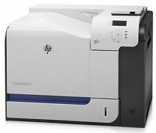 HP Colour LaserJet Enterprise 500 M551dn A4 Duplex Laser Printer M551 CF082A JM