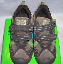 Perfection Jumping Jacks Boys Stephen Dark Brown Tennis Shoes 2 M 625946R