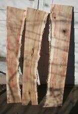 Red Flame Box Elder art craft wood lumber