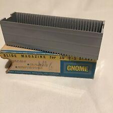 GNOME  35mm SLIDE MAGAZINE