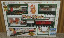 Polar Express Christmas Train Set - 1994 - Toy State Industrial