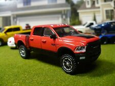 2014 Dodge Ram 1500 BIG HORN Crew Cab Power Wagon, Red & Black MINT