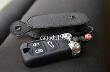 Leahter Key Case for ALFA ROMEO 159 BRERA GT 946 Spider in Black Color