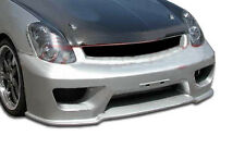 03-04 Fits Infiniti G Sedan G35 Duraflex Sigma Front Bumper 1pc Body Kit 103292