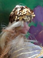 Barbie superstar Promotional Headbander ☀️ Bonnet Bandeau 1977 REPRO NEUF