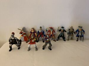 ELC Knights & Pirate Figure Bundle + A Queen