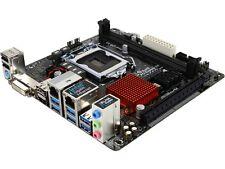 ASRock Z170M-ITX/ac LGA 1151 Intel Z170 HDMI SATA 6Gb/s USB 3.0 Mini ITX Intel M