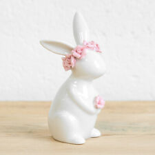 Details about  /Rabbit cut Easter Decoration Miniature Hare Animal Figurine