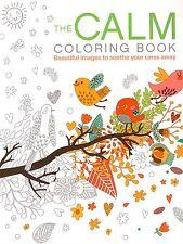 Arcturus Coloring Books: Calm Coloring Book (2015, Paperback)