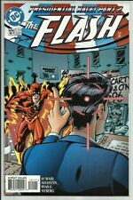 Flash #121 Jan 1997 Presidential Race Part 2 Hot Comic Series TV Show Unread VF+
