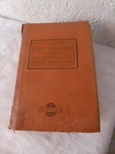 ancien dictionnaire Garnier francais Italien P ROUEDE vintage 1948