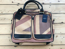 HACKETT 'UNION' BRIEFCASE BAG/WEEKEND BAG. BRAND NEW WITH TAGS.