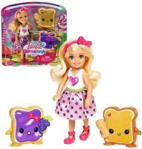 Barbie - Dreamtopia - Chelsea and Friends Assortment - Brand New - FDJ10