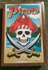 Children'S Deck Of Pirate Themed Playing Cards New Never Been Used