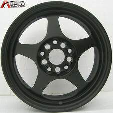 16X7 ROTA SLIPSTREAM WHEELS 5X114.3 RIM FIT MR2 PRELUDE TYPE R ECLIPSE TALON RSX