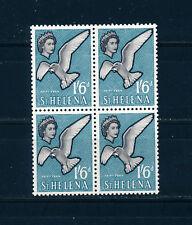 ST HELENA 1961 DEFINITIVES SG185 1s.6d. BLOCK OF 4 MNH