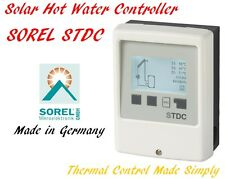 SOREL Solar Hot Water Heater Heating Temperature Difference Controller STDC V1