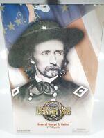 1/6 Sideshow Civil War Brotherhood of Arms General George A. Custer Sealed Box