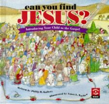 Can You Find Jesus?: Introducing Your Child to the