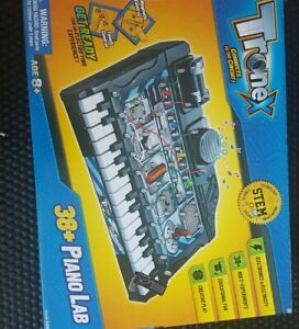 TRONEX CIRCUIT PIANO LAB EDUCATIONAL ELECTRONICS AND ELECTRICITY