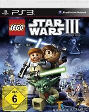 Playstation 3 Lego Star Wars 3 The Clone Wars Deutsch Neuwertig