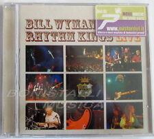 BILL WYMAN'S RHYTHM KINGS - LIVE - CD Sigillato