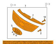 KIA OEM 11-13 Sorento-Grille 863502P000